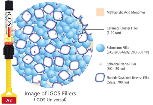 Image of iGOS Fillers
