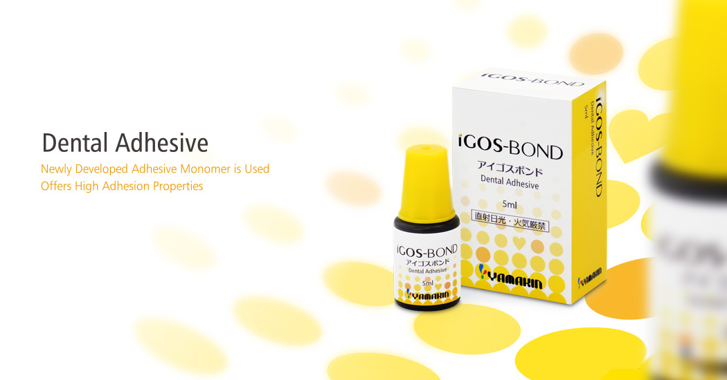 iGOS-BOND Dental Adhesive